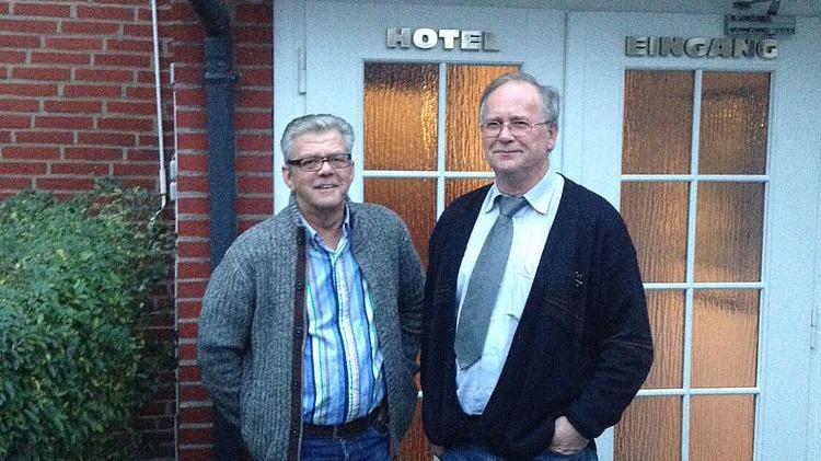 Bodo Mauermann & Jürgen Nethöfel in Lüdinghausen