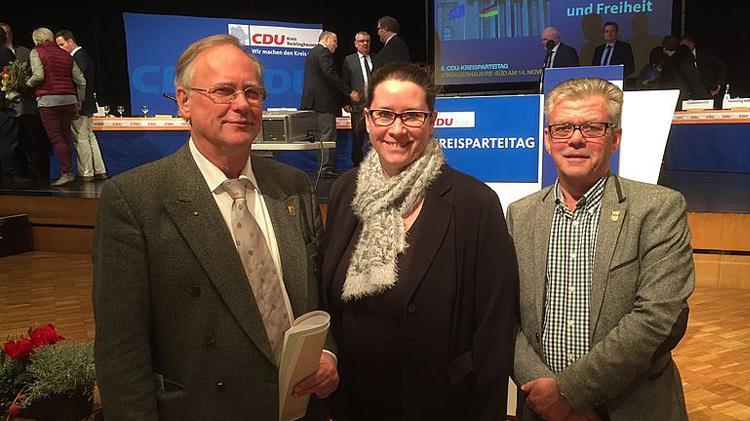 Delegierte besuchen Kreisparteitag