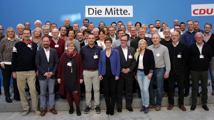 Seminar Ehrenamtliche politische Arbeit vor Ort (Foto: CDU/KGörg)